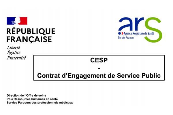 Informations CESP